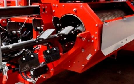 Kürbiskern-Erntemaschine ARS 2.0