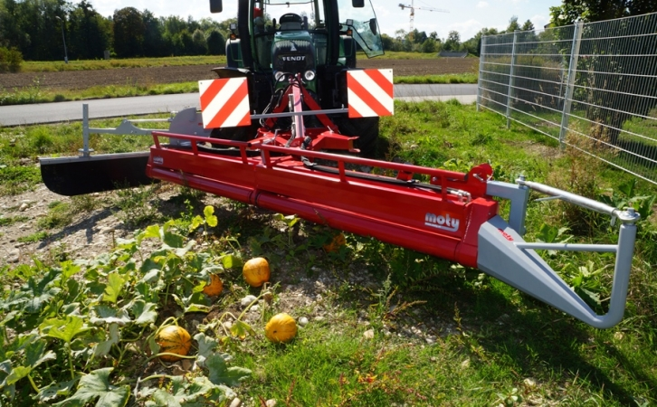 Rollmax ECO pumpkin plough