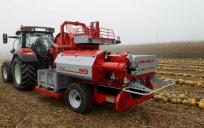 Kürbiskern-Erntemaschine KE1800MS