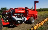 Kürbiskern-Erntemaschine KE 2000 mechanisch