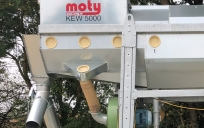 KEW5000 Kürbiskern-Waschanlage